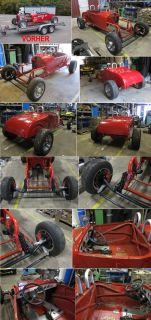 Hotrod Ford T Bucket Kitcar Hot Rod US CAR Muscle Car Rennwagen