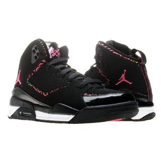 Nike Air Jordan SC 2 (GS) Girls Basketball Shoes 459856 009