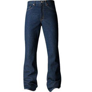 Levis Mens 517(tm) Boot Cut Jean Rigid 31W x 34L