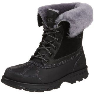 by marc ecko Mens Grierson Keystone Lace Up Boot,Black,10 M US Shoes