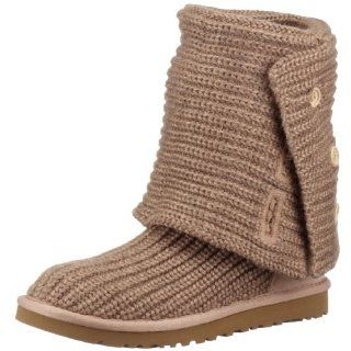 UGG 5819 Womens Classic Cardy Sheepskin Boots 11 Shoes