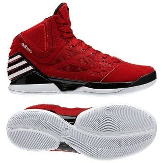 Adidas Adizero Rose 2.5 Brenda University Red/White (10.5) Shoes