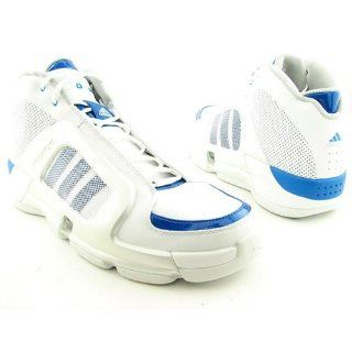 AST Decade GCS NBA Basketball Shoes White Men SZ (661547), 18 Shoes