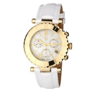 GUESS COLLECTION Montre Chronographe Femme   Achat / Vente MONTRE