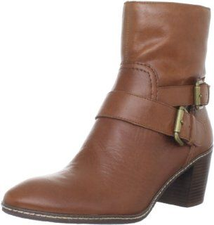 AK Anne Klein Womens Billing Ankle Boot Shoes