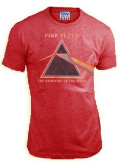 Pink Floyd Dark Side of the Moon Red Licorice T Shirt Tee