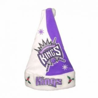 Sacramento Kings Santa Claus Christmas Hat   NBA