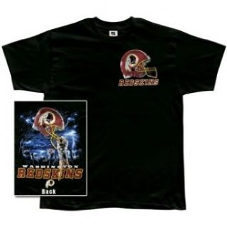 Washington Redskins   Sky Helmet T Shirt Clothing