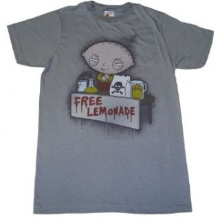 Family Guy Stewie Free Lemonade Mens Slim Fit T Shirt