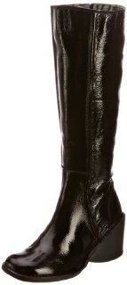 FLY London Womens Erika Knee High Boot Shoes