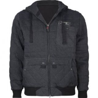 FYASKO Replicated Mens Hooded Jacket Clothing
