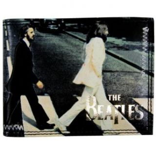 The Beatles   Abbey Road Leather Wallet Clothing