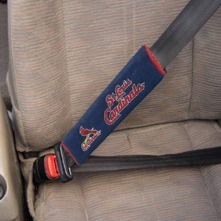 St. Louis Cardinals MLB Seat Belt Shoulder Pad (8x7