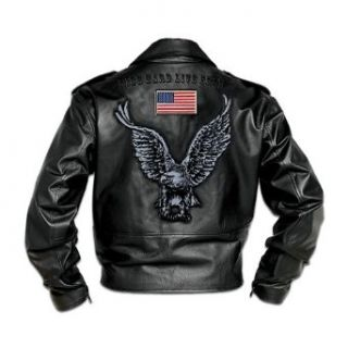 The Open Road Mens Leather Jacket Gift For Bikers