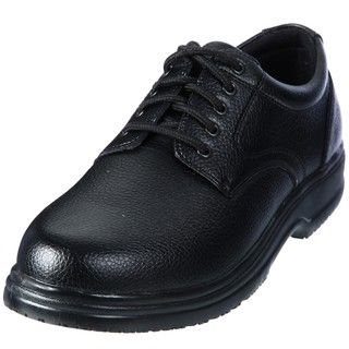 Deer Stags Mens Saturn Black Non marking Oxfords