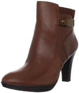 AK Anne Klein Womens Asher le Ankle Boot Shoes