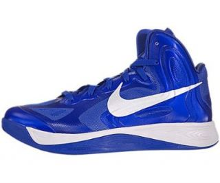 Nike Zoom Hyperfuse 2012   Game Royal / White, 13 D US Shoes