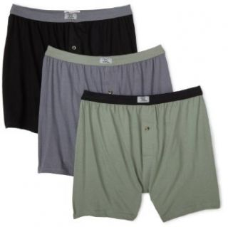 Fruit of the Loom Mens 3 Pack Assorted Soft Stretch Knit