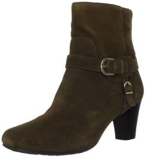 AK Anne Klein Womens Bigger Ankle Boot Shoes