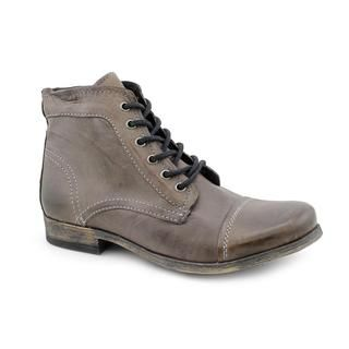 Steve Madden Mens Thundar Leather Boots
