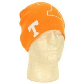 Tennessee Volunteers 2 Logo Winter Knit Hat   Orange