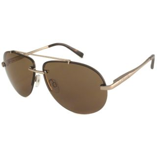 Kenneth Cole Reaction KC2321 Mens Unisex Aviator Sunglasses
