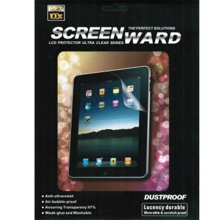Clear PET Apple iPad Screen Protector