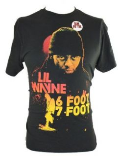 Lil Wayne (Young Money Entertainer) Mens T Shirt   6 Foot