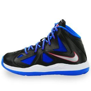 Nike Lebron X (GS) Girls Basketball Shoes 543564 600 Shoes