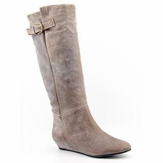 Steven Steve Madden Womens Intyce Leather Boots