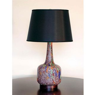 Confetti Art Glass Table Lamp