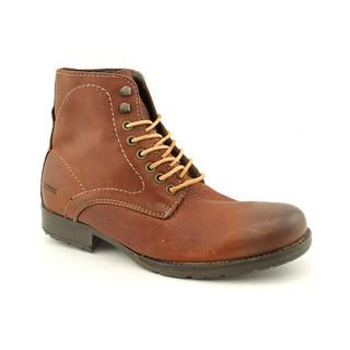 Kenneth Cole Reaction Mens Special In Vite Leather Boots