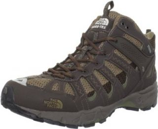 Mens The North Face Ultra 105 GTX XCR Mid Brown/Green Size 8.5 Shoes