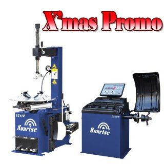 Sunrise Tire Changer Wheel Changers Machine Rim Balancer Combo Rim