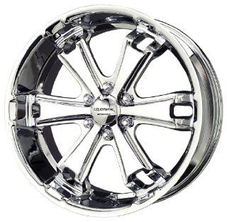 Liquid Metal Dyno Series Chrome Wheel (22x9.5/6x135mm)