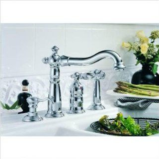 Delta Victorian 156 RBWF Kitchen Single Handle Faucets Venetian Bronze
