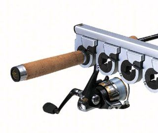Inno Premium Window Mounted Fishing Rod Holder with Padded