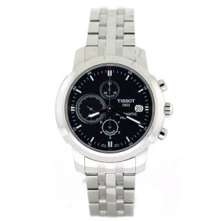 Tissot Mens T Sport PRC 200 Stainless Steel Watch