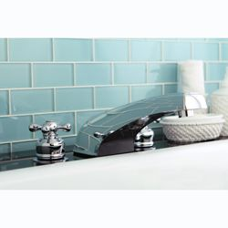Polished Chrome Bathroom Faucets from Shower & Sink