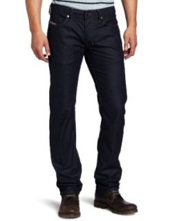 Diesel Mens Safado Slim Straight Leg Jean With Tonal
