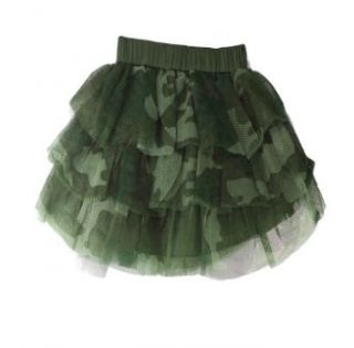 Baby Boutique Baby Girls Princess Tutu Skirt with Camo