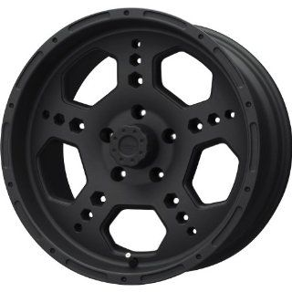 Liquid Metal Gatlin Series Matte Black Wheel (18x9/8x165.1mm