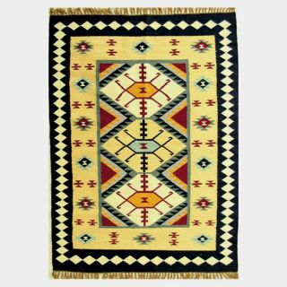 Southwest Hand woven Wool Rug (8 x 106)