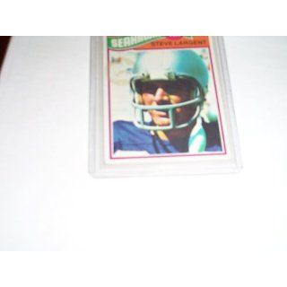 rookie 1977 topps trading card #177 Seattle Seahawks