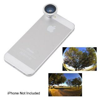 Ebest Silver 180 Degree Wide Angle Super Fisheye Lens for