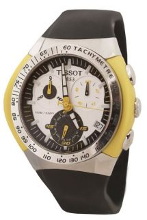Tissot T Sport T Tracx Mens Chronograph Watch