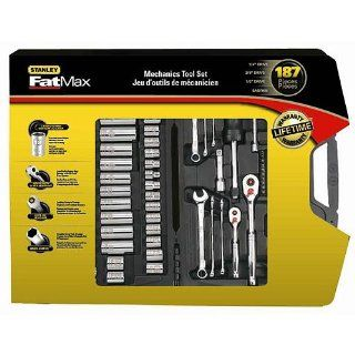 Stanley FatMax Mechanics Tool Set   187 pc.    Automotive