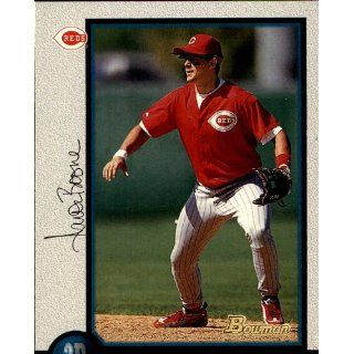 1998 Topps   Aaron Boone   Reds   Card 187 Collectibles