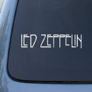 LED ZEPPELIN   Vinyl Decal Sticker #A1405  Vinyl Color White