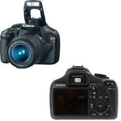 Canon Cameras EOS Rebel T3 18 55IS II Kit
